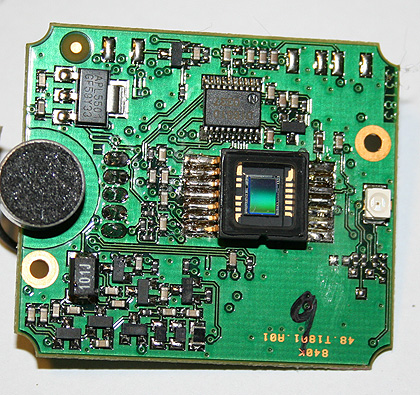philips toucam circuit board