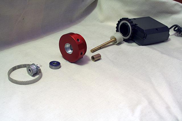 ds motors parts