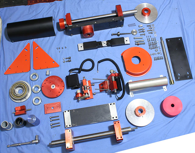 parts for homemade telescope mount