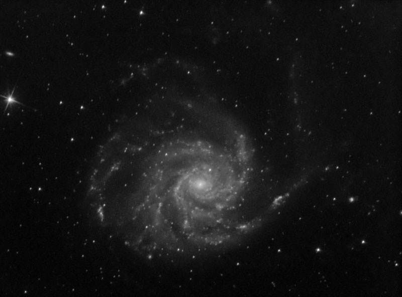 Veiw full sized image of Pinwheel Galaxy