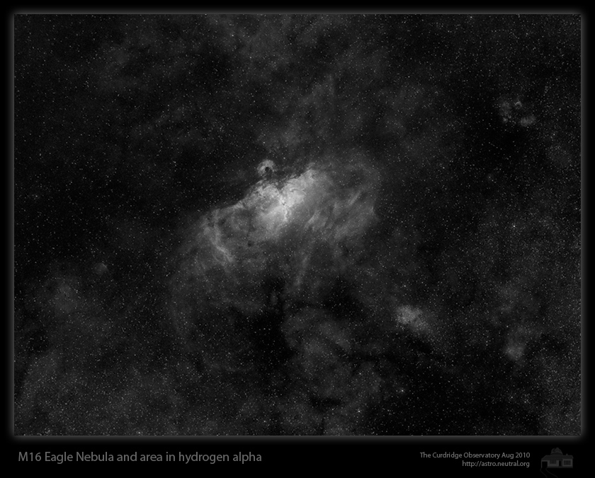 Veiw full sized image of Eagle nebula