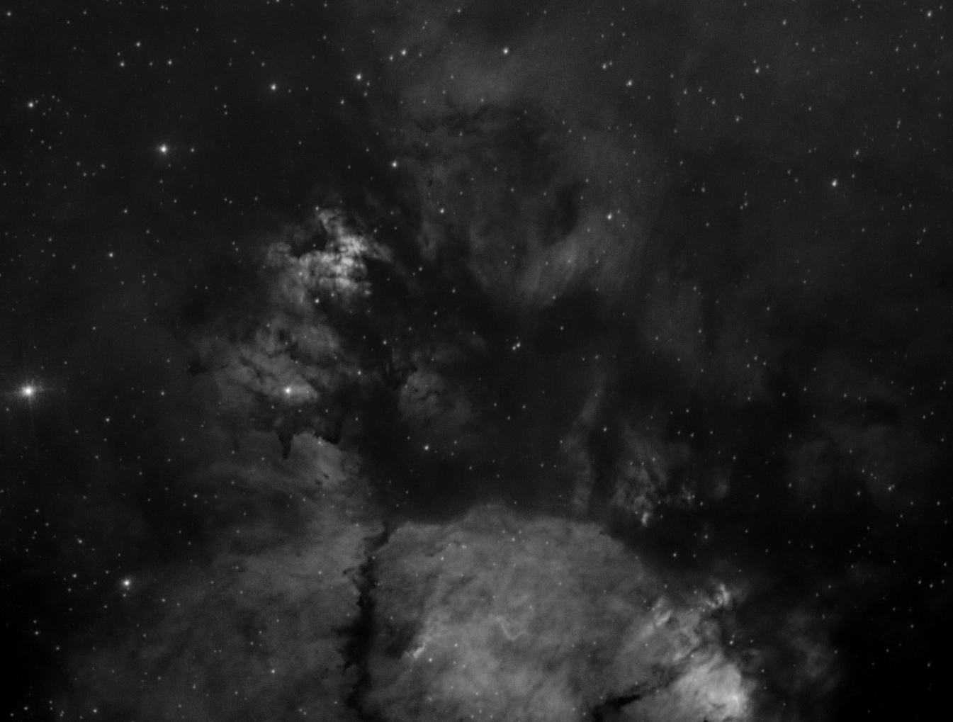 IC1805 Heart Nebula astrophotography CCD images at the ...
