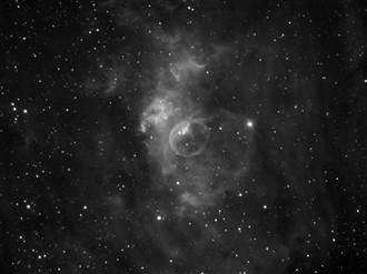 NGC7635 Bubble nebula    Sh2-162