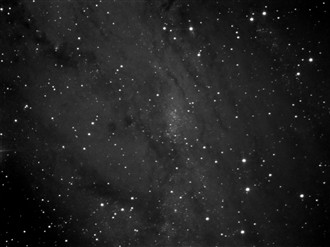 NGC206 cluster in M31