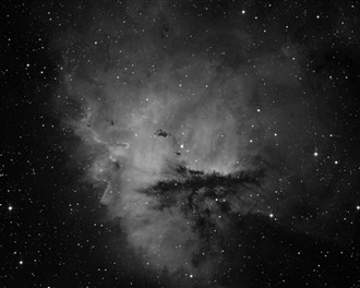 NGC281 IC11, Sharpless Sh2-184, Pacman Nebula