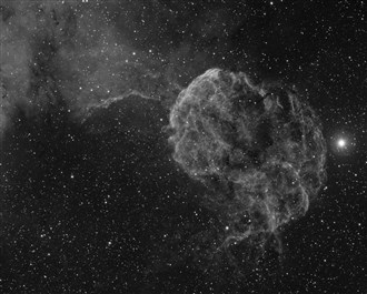 IC443 Jellyfish Nebula SH-248