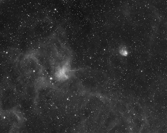 IC 417 Sharpless 237 & 234