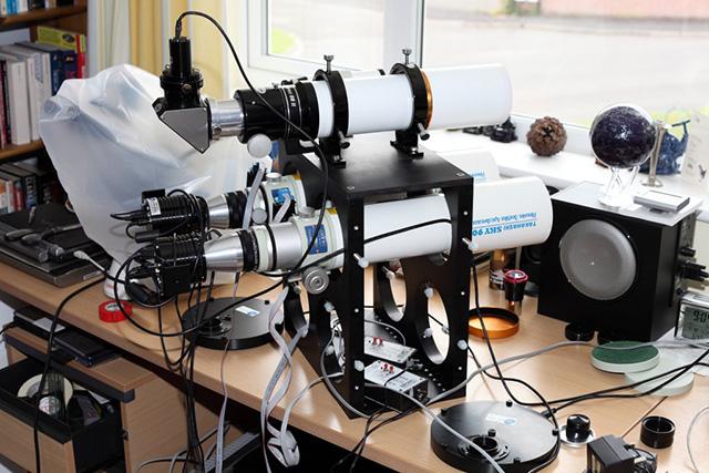 telescope imaging array