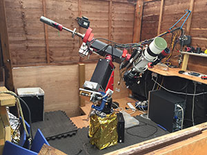 Arduino projects: how to write a goto telescope mount controller